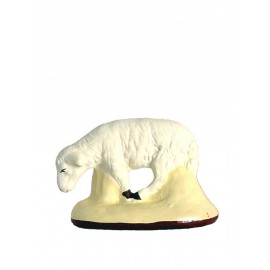 Santon Mouton qui broute Collection 7cm
