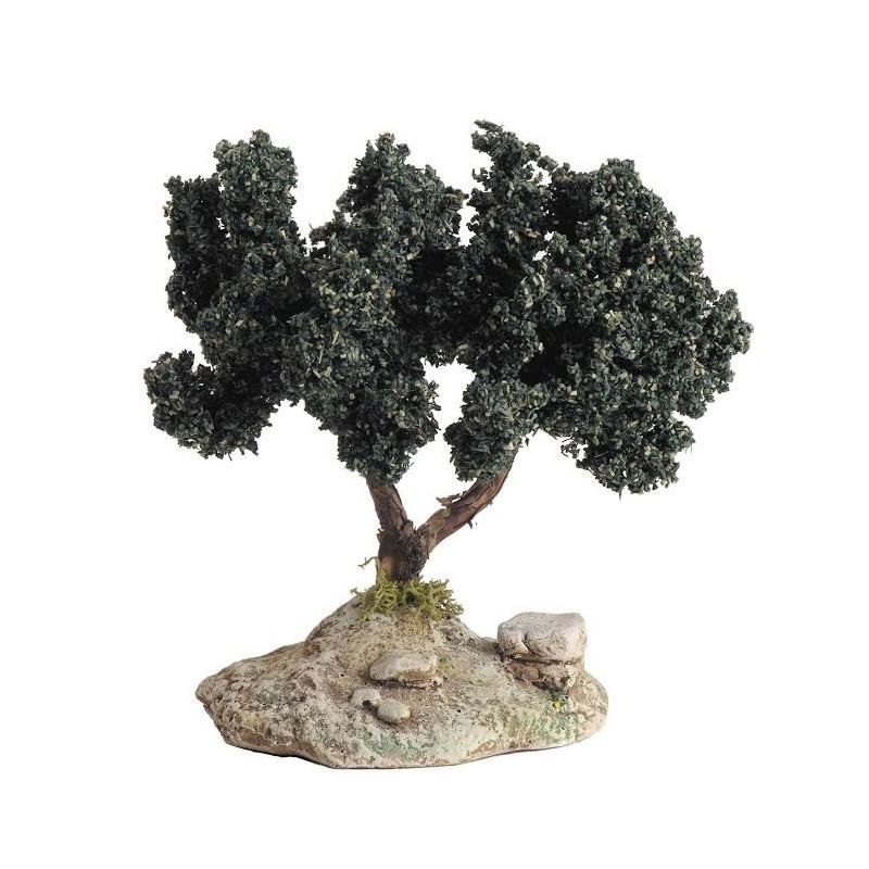 santon arbre olivier santons gonzague santons de provence et accessoires. Black Bedroom Furniture Sets. Home Design Ideas