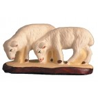 Santon Mouton double Collection 7cm