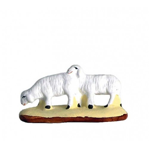 Santon Mouton double Collection 5cm
